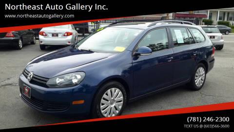 2014 Volkswagen Jetta for sale at Northeast Auto Gallery Inc. in Wakefield Ma MA