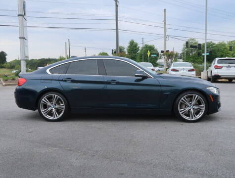 2017 BMW 4 Series for sale at Southern Auto Solutions - BMW of South Atlanta in Marietta GA