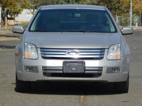 2008 Ford Fusion for sale at General Auto Sales Corp in Sacramento CA