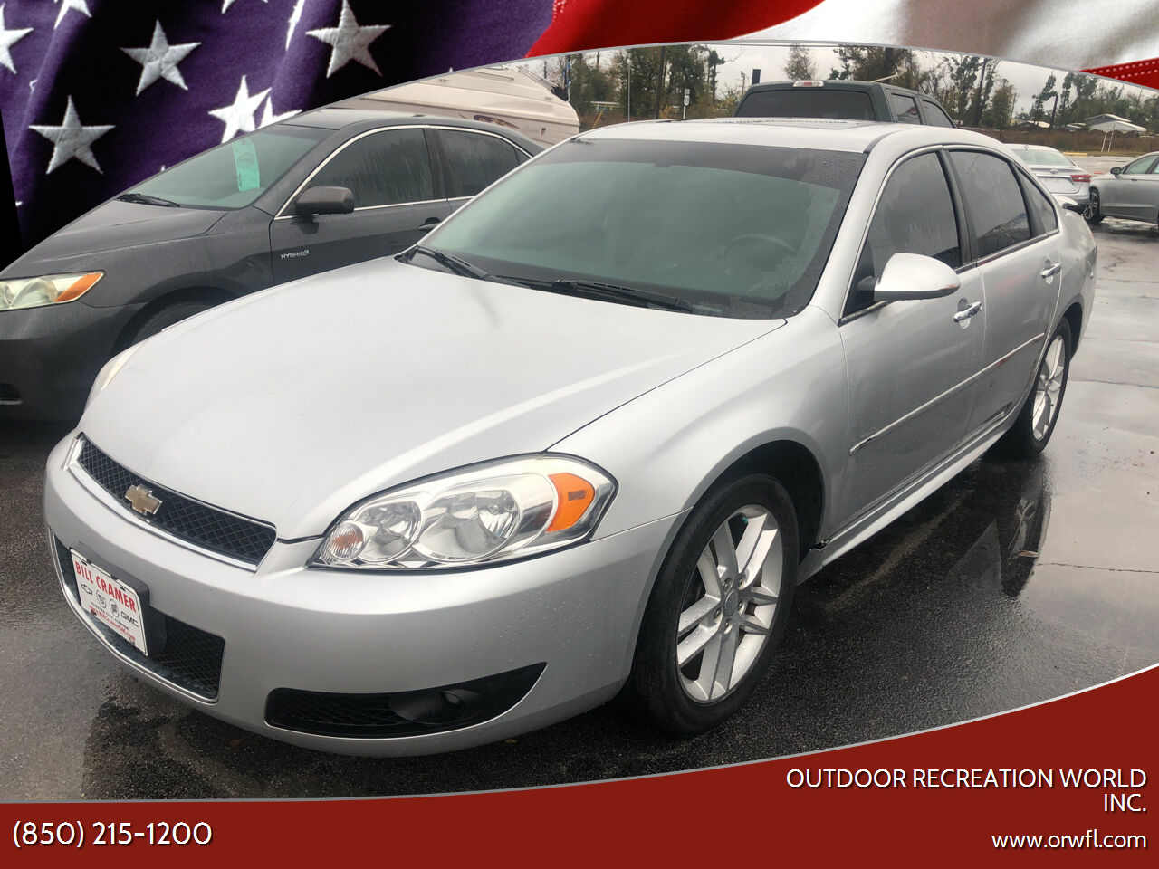 Used Chevrolet Impala For Sale In Panama City Fl Carsforsale Com