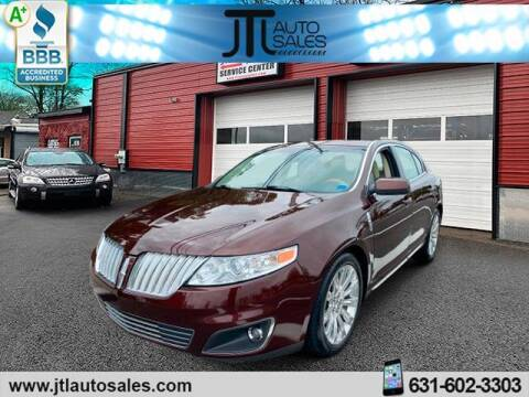 2009 Lincoln MKS for sale at JTL Auto Inc in Selden NY