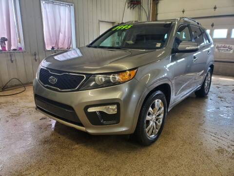 2013 Kia Sorento for sale at Sand's Auto Sales in Cambridge MN