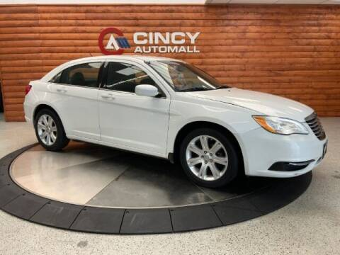 2012 Chrysler 200 for sale at Dixie Motors in Fairfield OH