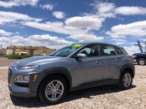 2021 Hyundai Kona for sale at 1st Quality Motors LLC in Gallup NM