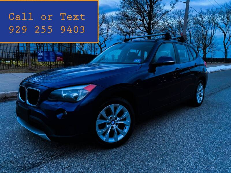 2013 BMW X1 for sale at Ultimate Motors in Port Monmouth NJ