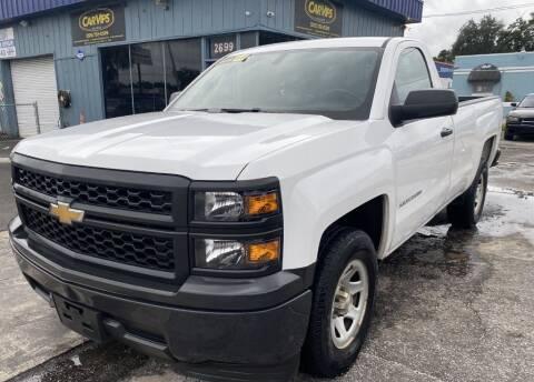 2014 Chevrolet Silverado 1500 for sale at CAR VIPS ORLANDO LLC in Orlando FL