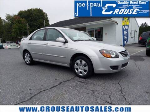 2009 Kia Spectra for sale at Joe and Paul Crouse Inc. in Columbia PA