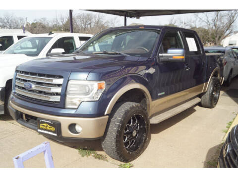 2013 Ford F-150 for sale at Watson Auto Group in Fort Worth TX