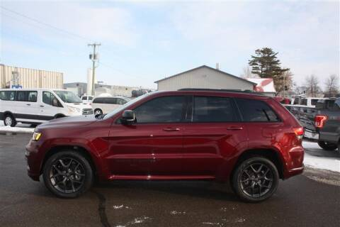 2019 Jeep Grand Cherokee for sale at SCHMITZ MOTOR CO INC in Perham MN