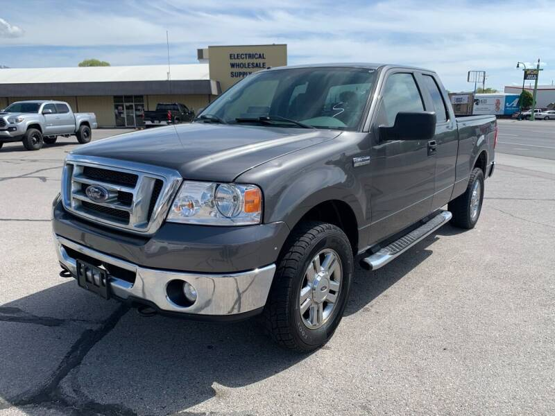 2008 Ford F-150 for sale at Street Dreams LLC in Orem UT