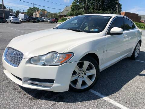 2010 Jaguar XF for sale at Capri Auto Works in Allentown PA