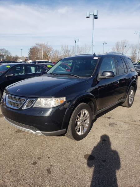 2009 Saab 9-7X for sale at R&R Car Company in Mount Clemens MI