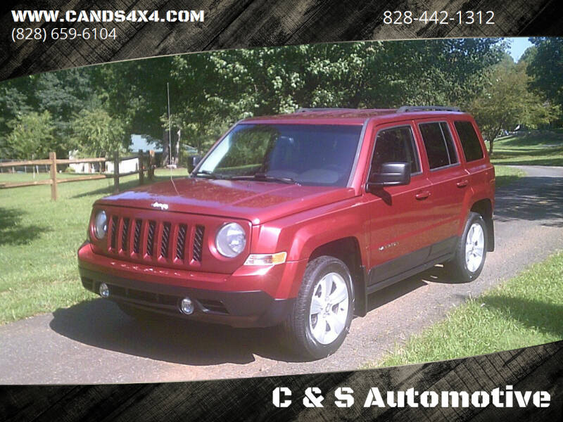 2013 Jeep Patriot for sale at C & S Automotive in Nebo NC