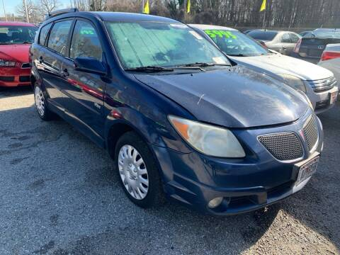 2005 Pontiac Vibe for sale at Super Wheels-N-Deals in Memphis TN
