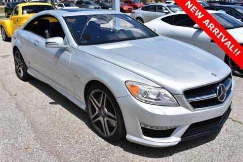 2011 Mercedes-Benz CL-Class for sale at Alfa Romeo & Fiat of Strongsville in Strongsville OH