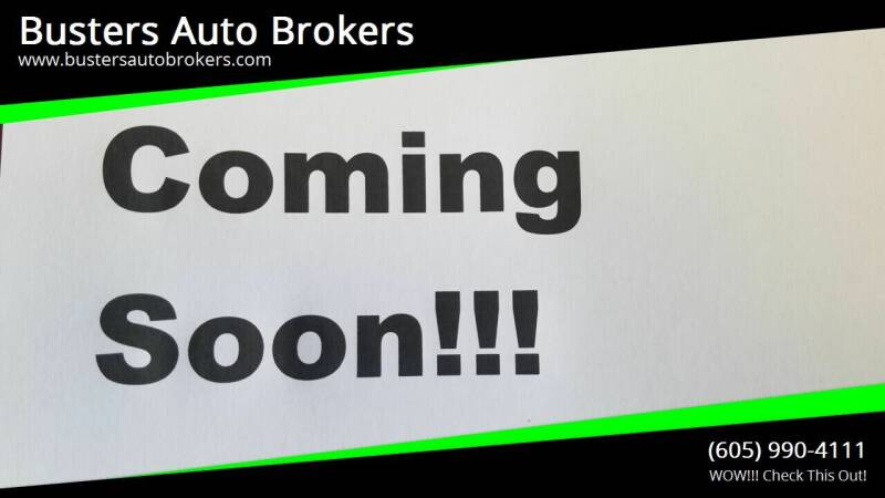 2012 Chevrolet Cruze for sale at Busters Auto Brokers in Mitchell SD