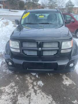 2011 Dodge Nitro for sale at Right Choice Automotive in Rochester NY