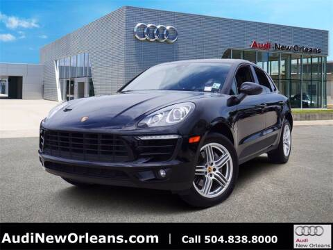 2018 Porsche Macan for sale at Metairie Preowned Superstore in Metairie LA
