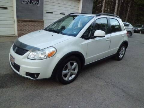 2009 Suzuki SX4 Crossover for sale at Boot Jack Auto Sales in Ridgway PA
