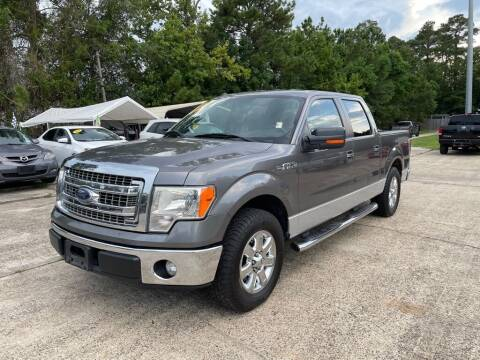 2014 Ford F-150 for sale at AUTO WOODLANDS in Magnolia TX