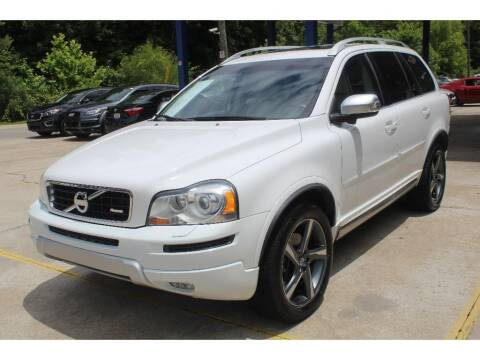 2013 Volvo XC90 for sale at Inline Auto Sales in Fuquay Varina NC