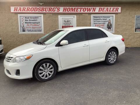2013 Toyota Corolla for sale at Auto Martt, LLC in Harrodsburg KY
