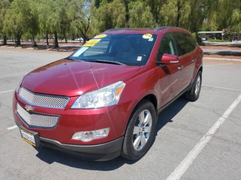 2011 Chevrolet Traverse for sale at ALL CREDIT AUTO SALES in San Jose CA