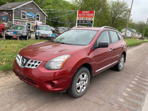 2015 Nissan Rogue Select for sale at Korz Auto Farm in Kansas City KS