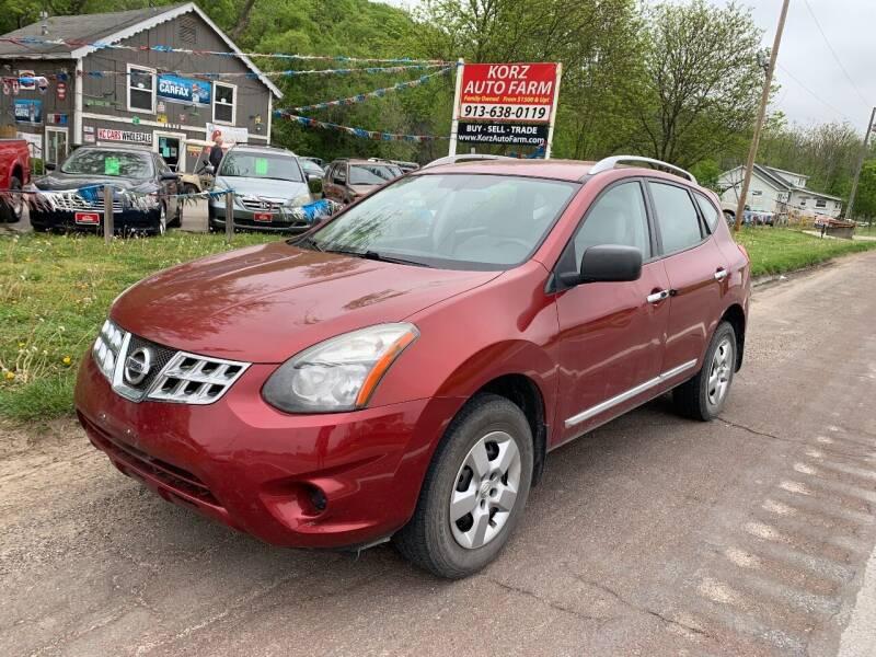 2015 Nissan Rogue Select for sale at Korz Auto Farm in Kansas City KS