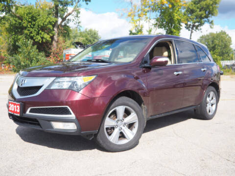 2013 Acura MDX for sale at AutoCredit SuperStore in Lowell MA