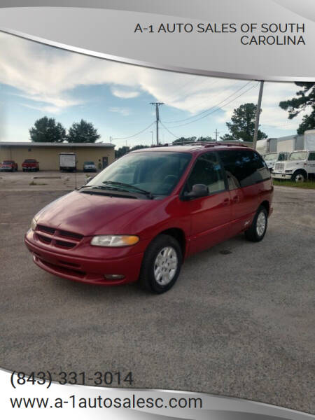 1997 Dodge Caravan for sale at A-1 Auto Sales Of South Carolina in Conway SC