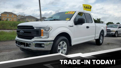 2018 Ford F-150 for sale at GP Auto Connection Group in Haines City FL