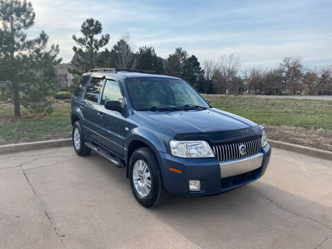 2006 Mercury Mariner for sale at QUEST MOTORS in Englewood CO