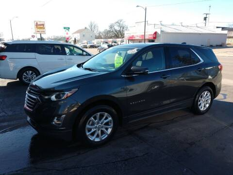2019 Chevrolet Equinox for sale at Economy Motors in Muncie IN