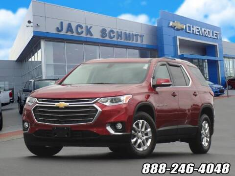 2018 Chevrolet Traverse for sale at Jack Schmitt Chevrolet Wood River in Wood River IL