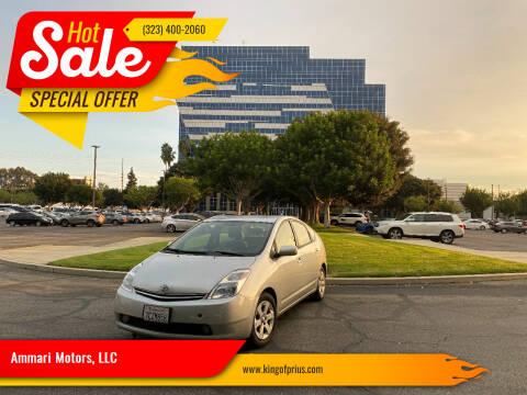 2004 Toyota Prius for sale at Ammari Motors, LLC in Gardena CA