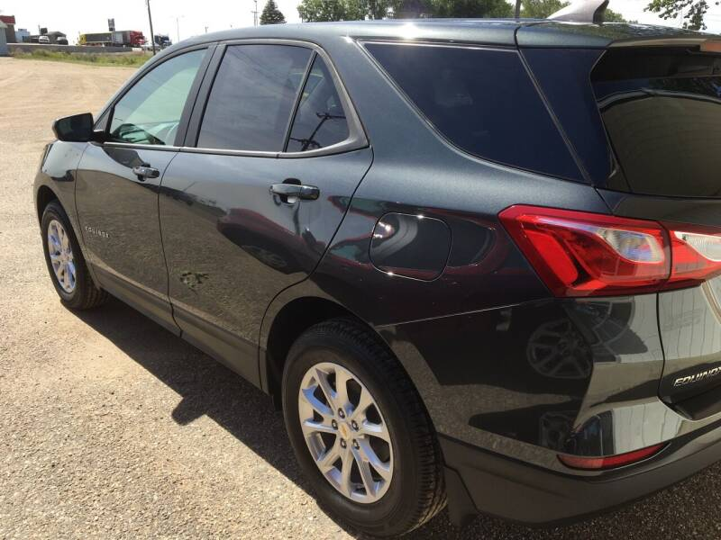 2020 Chevrolet Equinox 4x4 LS 4dr SUV w/1LS - Rugby ND