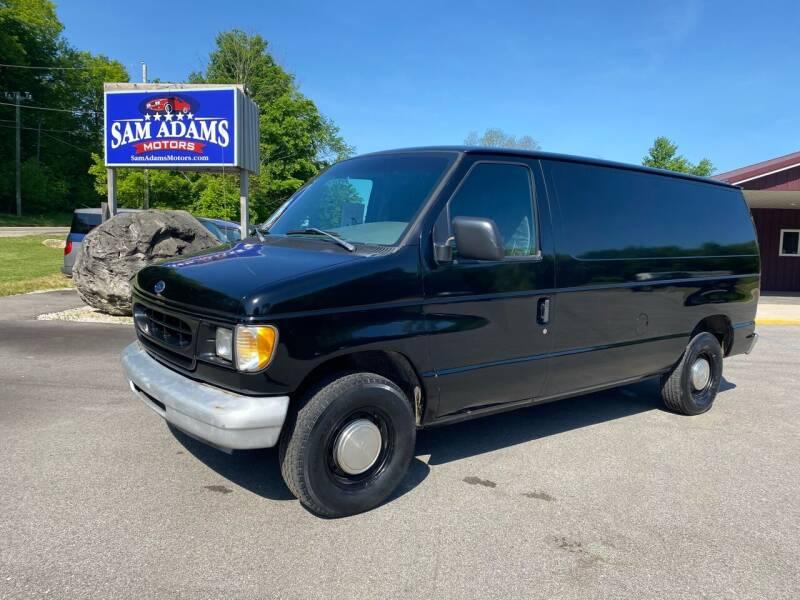 1998 Ford E-150 for sale at Sam Adams Motors in Cedar Springs MI
