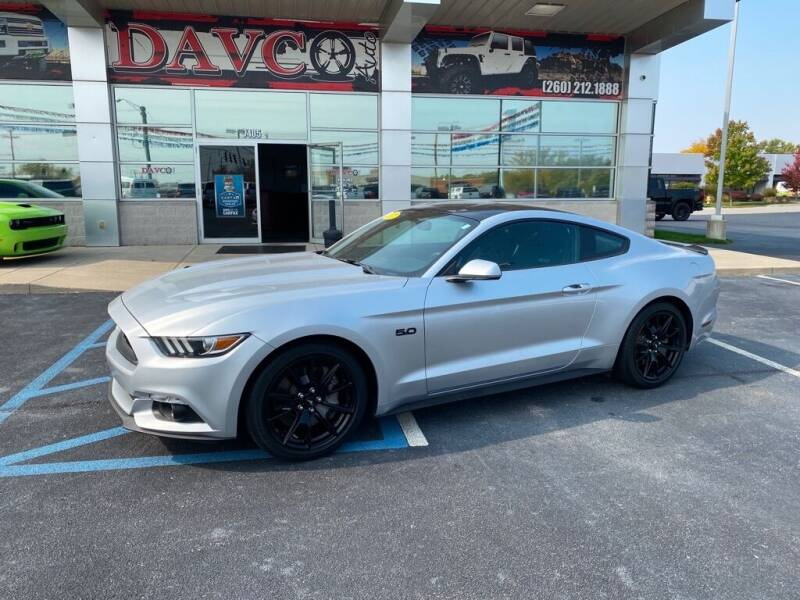 2017 Ford Mustang for sale at Davco Auto in Fort Wayne IN