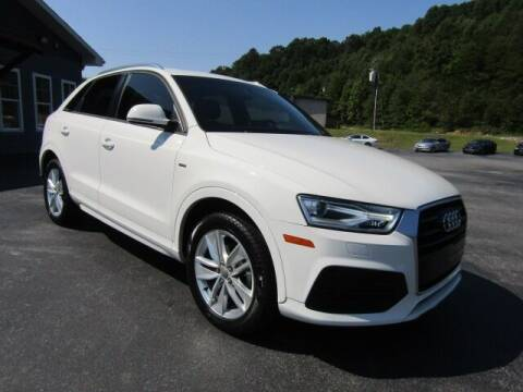 2018 Audi Q3 for sale at Specialty Car Company in North Wilkesboro NC