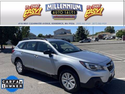 2018 Subaru Outback for sale at Millennium Auto Sales in Kennewick WA