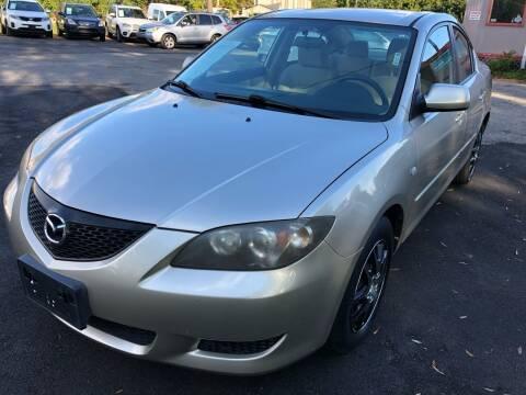 2004 Mazda MAZDA3 for sale at Atlantic Auto Sales in Garner NC
