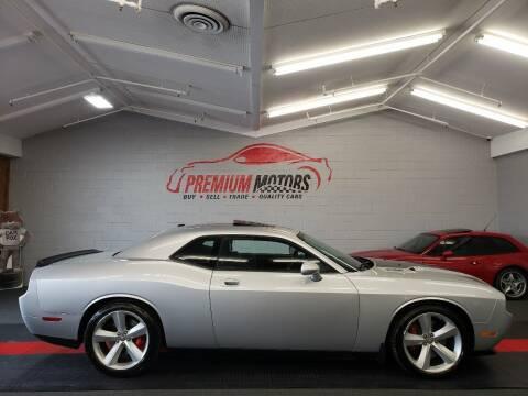2010 Dodge Challenger for sale at Premium Motors in Villa Park IL