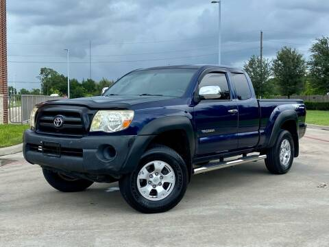 2008 Toyota Tacoma for sale at AUTO DIRECT in Houston TX