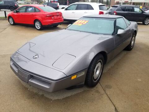 1984 Chevrolet Corvette for sale at Madison Motor Sales in Madison Heights MI