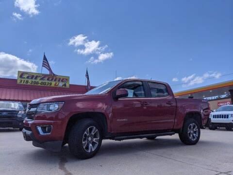 2016 Chevrolet Colorado for sale at CarZoneUSA in West Monroe LA