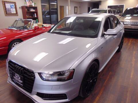2014 Audi A4 for sale at So Cal Performance in San Diego CA