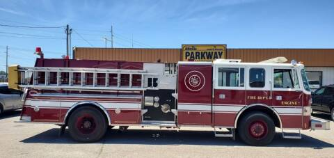 1989 Peirce Arrow for sale at Parkway Motors in Springfield IL
