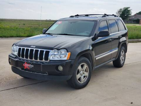 2006 Jeep Grand Cherokee for sale at Chihuahua Auto Sales in Perryton TX