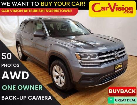 2019 Volkswagen Atlas for sale at Car Vision Mitsubishi Norristown in Trooper PA